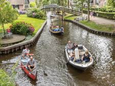Wildgroei aan illegale sloepverhuur in Giethoorn