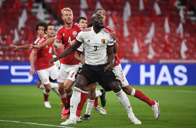 UEFA Nations League: Denemarken - België 0-2 Beeld Photo News