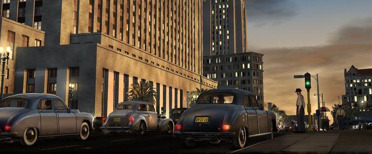 'L.A. Noire', 2011 Beeld Rockstar Games