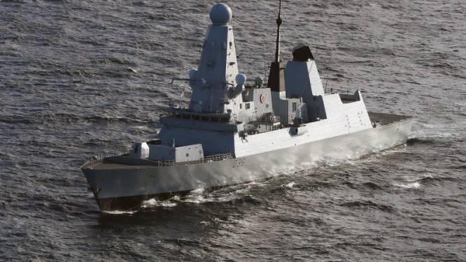 Brits leger ontkent dat marineschip door Russen met waarschuwingsschoten werd verjaagd
