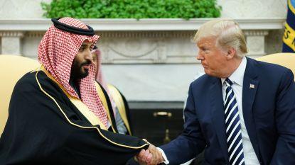 """Trump kritisch over """"misleiding en leugens"""" van Saoedi-Arabië, minister van Buitenlandse Zaken geeft """"enorme fout"""" toe"""