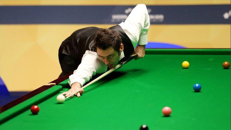 Ronnie O'Sullivan is op dreef op het WK snooker Beeld PHOTO_NEWS