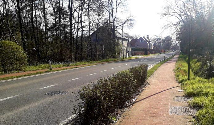 De Itegemse Steenweg in Herenthout gaat binnenkort een volledige maand dicht voor het verkeer