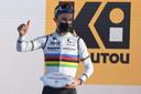 Julian Alaphilippe liet zich meteen zien in de Tour de la Provence.