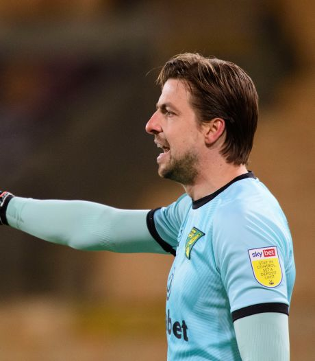 Tim Krul keert met Norwich City terug in de Premier League