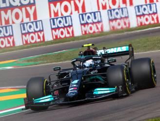 Bottas ook in tweede F1-oefensessie van Imola aan de macht, training vroegtijdig afgebroken na crash Leclerc
