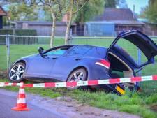 'Ospel-achtervolging' begon in Veldhoven, vluchters dumpten onderweg aanhanger