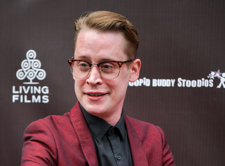 Macaulay Culkin in 2019. Beeld Getty Images