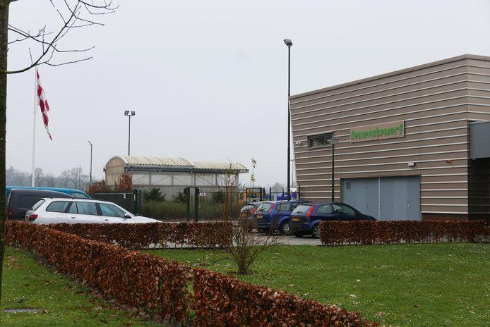 Oisterwijkse wijken uit naar Haaren omdat het bij de eigen milieustraat te druk is...