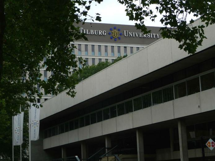 Deel van de universiteitscampus.