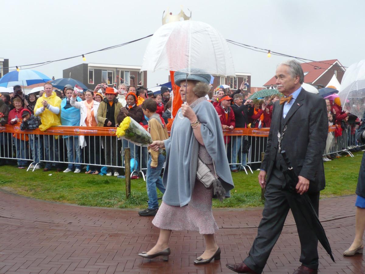 Een schitterende herrinering aan Koniningedag Wemeldinge 2010