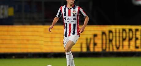 Eerste goal Rick Zuijderwijk voor Willem II