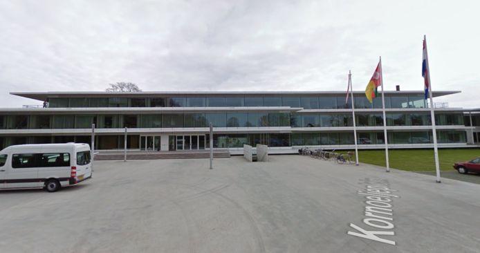 Het gemeentehuis van Tynaarlo