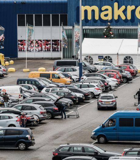 Bij de Makro in Duiven is alles te koop: 'Het is een gekkenhuis daarbinnen'