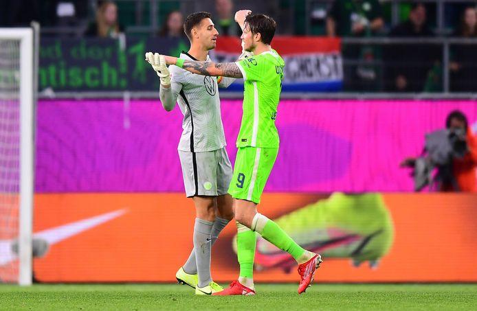 Wolfsburg et son capitaine Koen Casteels s'installent en tête du championnat allemand.