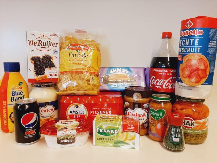 Zit hier een laagsteprijsgarantie op? Producten uit de supermarkten Jumbo en Nettorama