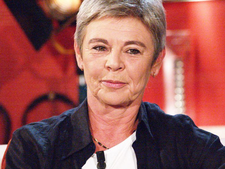 Marion Hänsel. Beeld RTBF