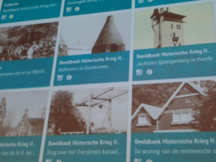 Via de website MijnStadMijnDorp zijn nu al ruim 6.300 historische foto's te vinden en dat worden er nog veel meer.