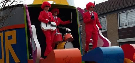 Fraaie carnavalsoptocht in De Pikpot