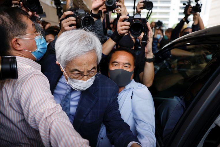 Tot 14 maanden cel voor protestleiders Hongkong