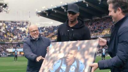 """Wesley komt nog eens op bezoek in Brugge: """"Gek wat Club deed tegen Real"""""""