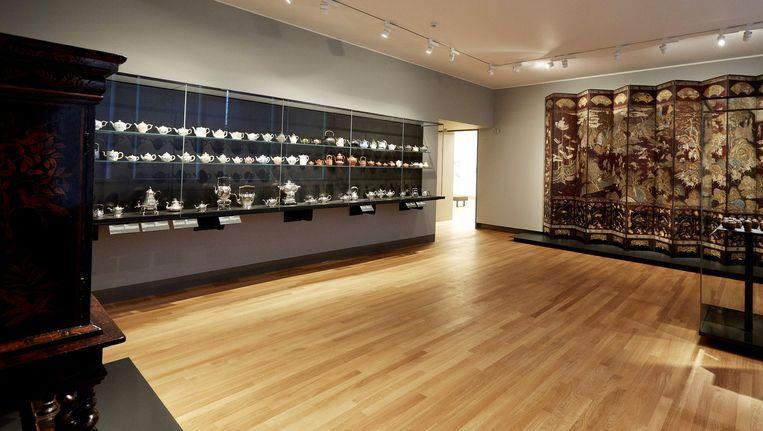 De vernieuwde Philipsvleugel van het Rijksmuseum Beeld anp
