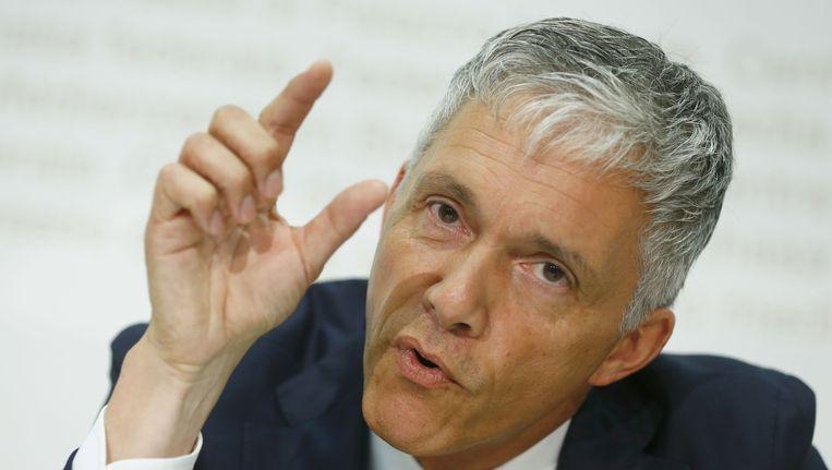 De Zwitserse procureur Michael Lauber.