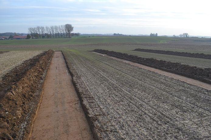 De site Meer in Meldert.