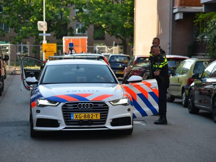 Politie houdt 'een paar mensen' aan in Breda en lost bij aanhouding waarschuwingsschot