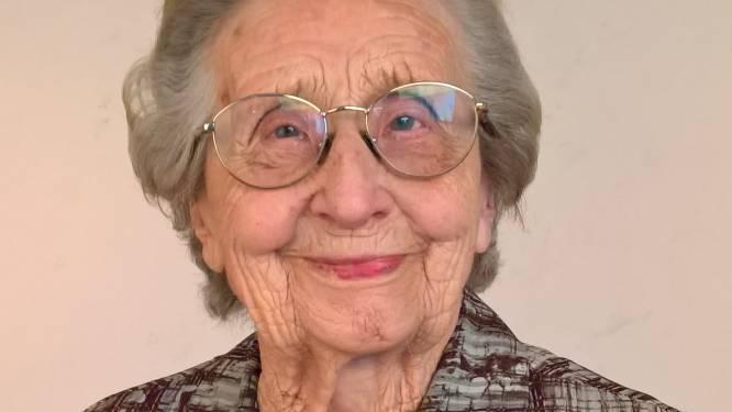 """Evergem verliest oudste inwoner Rachel Geldof (102): """"Zij bedacht destijds de naam van 'haar' ontmoetingscentrum Ter Gulden Celle"""""""