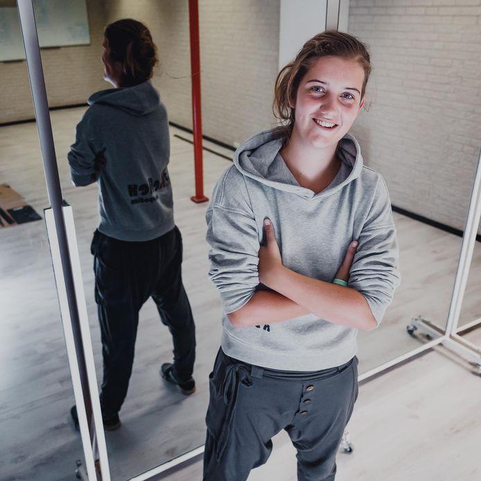 Britt Goedemondt in 2018.