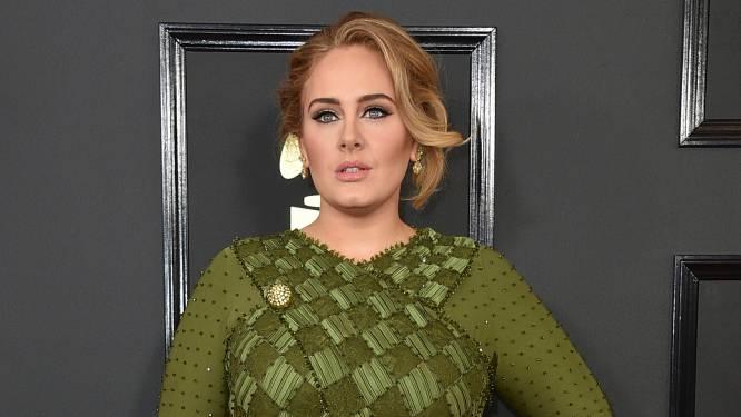 Adele deelt voorproefje van nieuwe album tijdens Instagram Live