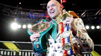 Nieuwe superkamp in de maak: Fury en Joshua vinden overeenkomst voor twee boksmatchen