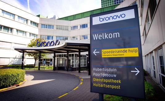 Het Bronovo ziekenhuis