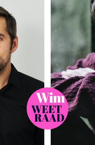 """De vriendin van Stijn (43) verliet hem voor een andere vrouw: """"Ik stel alles in vraag nu ik weet dat ze lesbisch is"""", Wim Slabbinck geeft raad"""