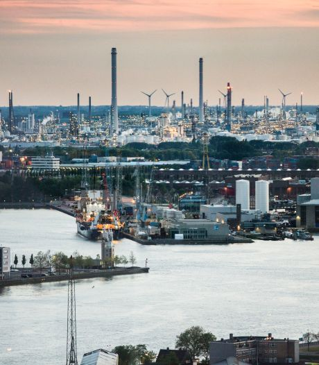Na Groningen nu Pernis rampplek gaswinning?