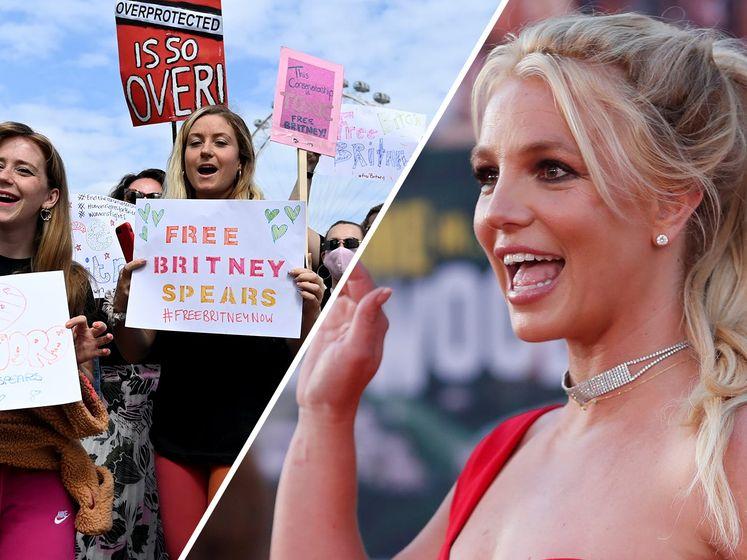 Emotionele Britney Spears in de rechtszaal: 'Ik wil gewoon mijn leven terug'