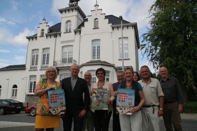 Onder meer het kasteel De Windt in Nieuwkerken, waar nu een B&B is gevestigd, kan zondag bezocht worden.