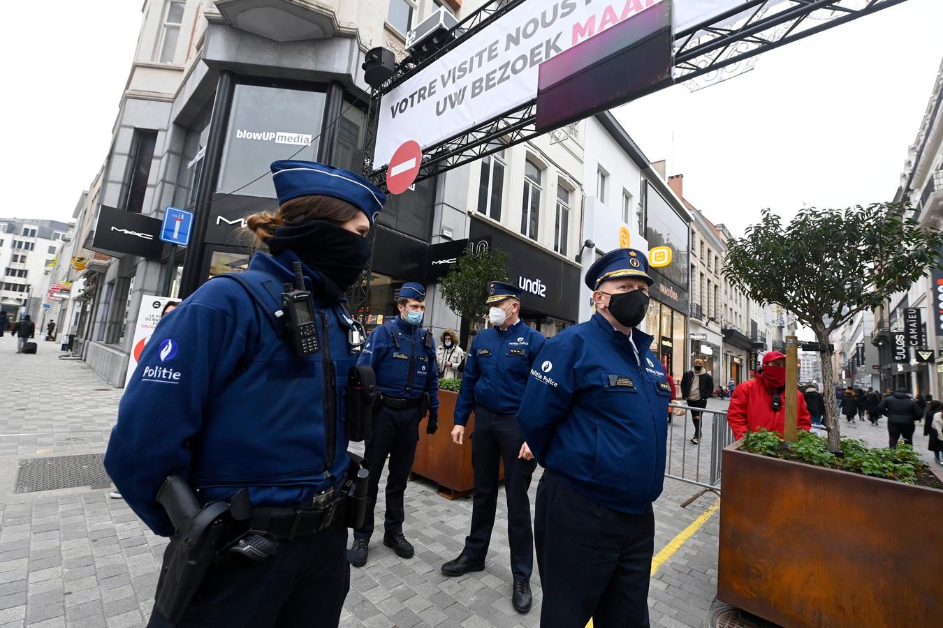 Bruxelles, en décembre 2020.