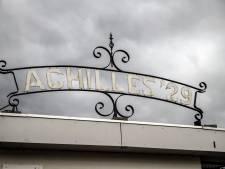 Hoofdklasser Achilles'29 traint door hoog opgelopen conflict deze week bij dorpsgenoot Germania
