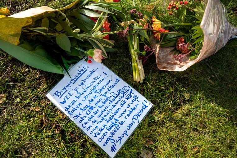 Algemene Begraafplaats Vredehof, Bodegraven Beeld Werry Crone