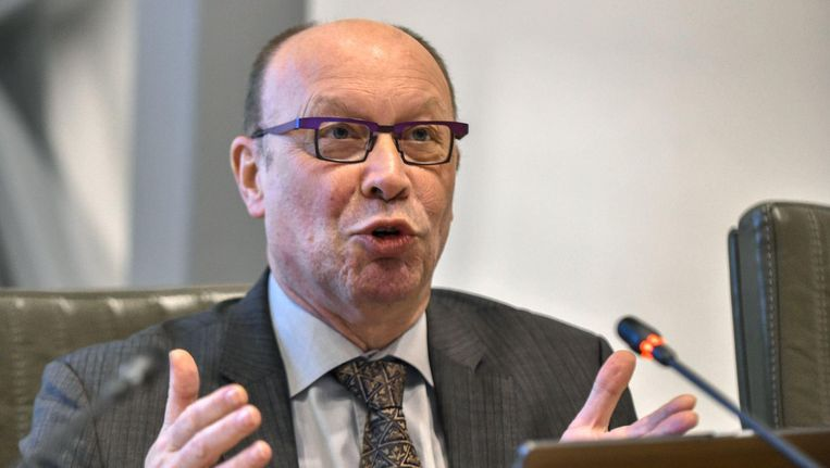 Roger Kesteloot, directeur-generaal van De Lijn