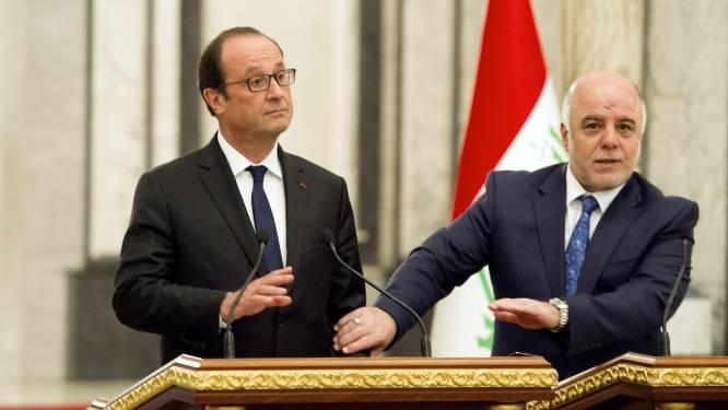 """""""Frankrijk neemt deel aan luchtaanvallen tegen IS"""""""