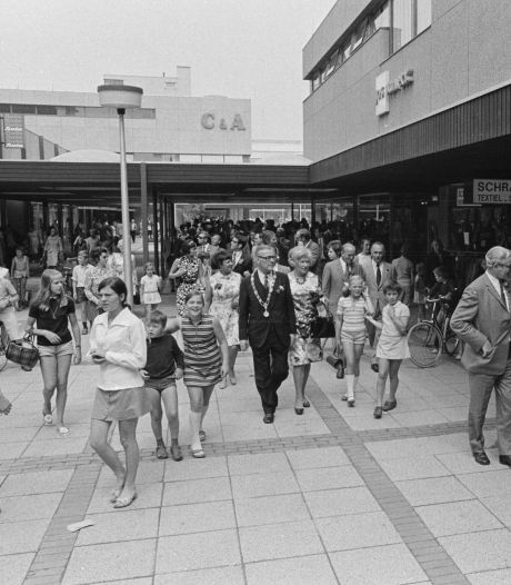 Al 50 jaar blijft de Roselaar overeind: 'Winkelcentrum moest zich steeds opnieuw uitvinden'