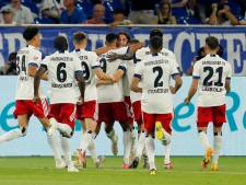 Ouwejan maakt valse start met Schalke 04 in Tweede Bundesliga: HSV te sterk