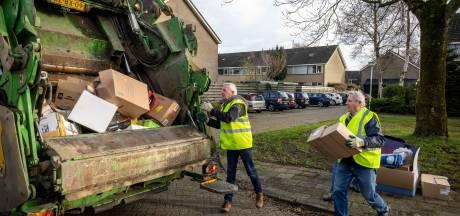Definitief einde voor vrijwilligers papierinzameling Steenwijk: 'Jammer, maar het is niet anders'
