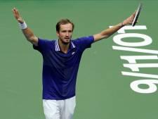US Open-winnaar Medvedev maakt opnieuw opwachting in Rotterdam