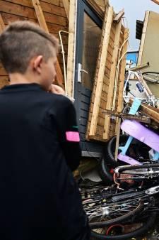 Ravage en gewonden door tornado in Barendrecht: 'Ik heb in mijn leven nog nooit zoiets heftigs meegemaakt'
