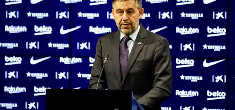 Secoué par l'affaire Messi, Josep Bartomeu jette l'éponge et quitte le Barça