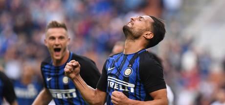 D'Ambrosio kopt Inter op de valreep langs Genoa